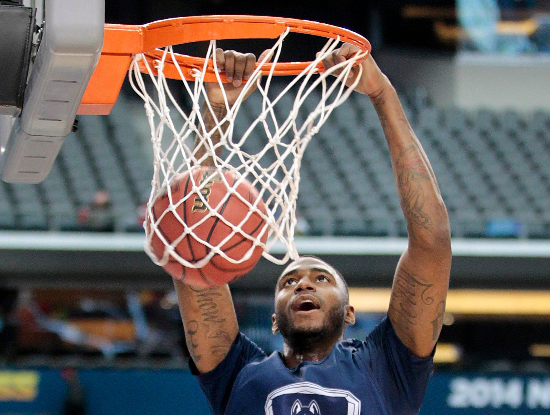 Phillip Nolan, a Milwaukee Riverside High School graduate, was a starter on the 2014 national championship team at the University of Connecticut. He also started in two NCAA Tournament games in 2016.