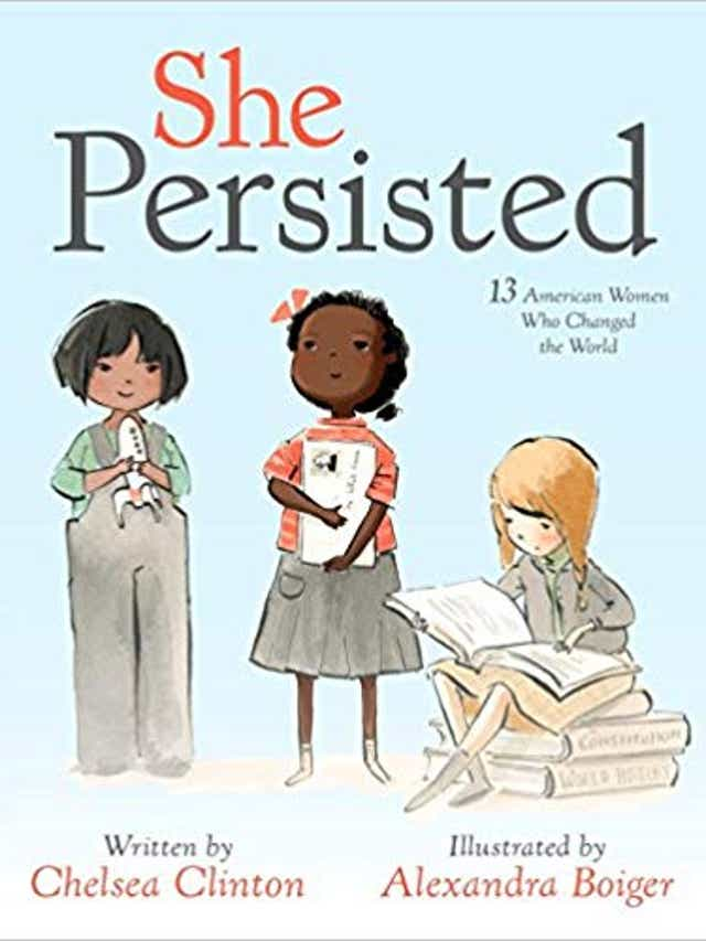 children's books about women's suffrage movement