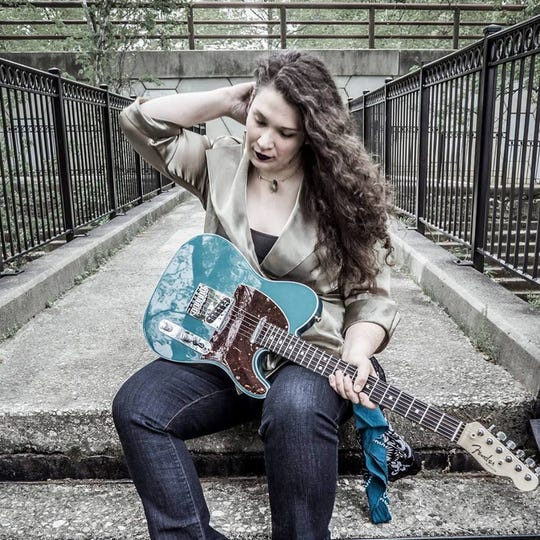 Emily Mussiolino will perform at Miss Kay's Sweet & Eats Friday