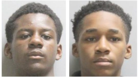 Darr'Tavious Lewis and Lathaniel Pearson are reported escapees from Swanson Correctional Center in Monroe.
