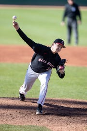 Ball State's Chayce McDermott won two games last week.