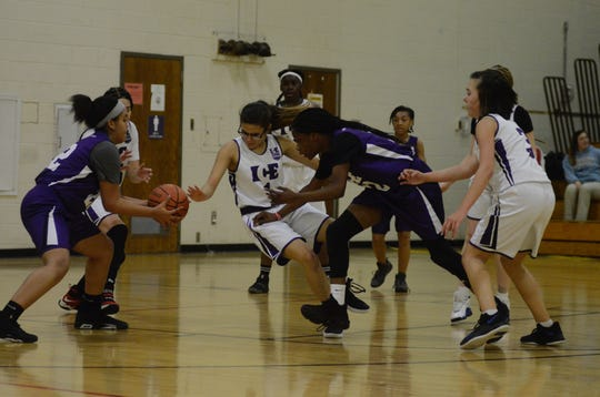 The ICE League girls championship game was played March 21, 2019, at Central High School.
