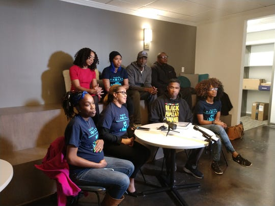 Parents of Nashville's parent group P.R.O.P.E.L. call on city leaders to focus on kids.