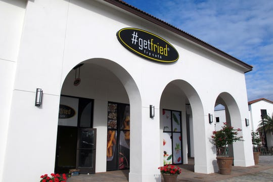 Opening this week in University Village Shops near FGCU is #GetFried Fry Café, a fast-casual eatery known for its fries with unique toppings.