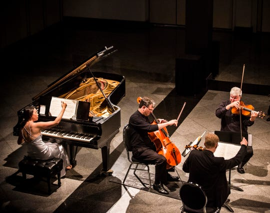 """The American Virtuosi Concert"" takes place Friday, March 29, at The Sidney and Berne Davis Art Center in Fort Myers."