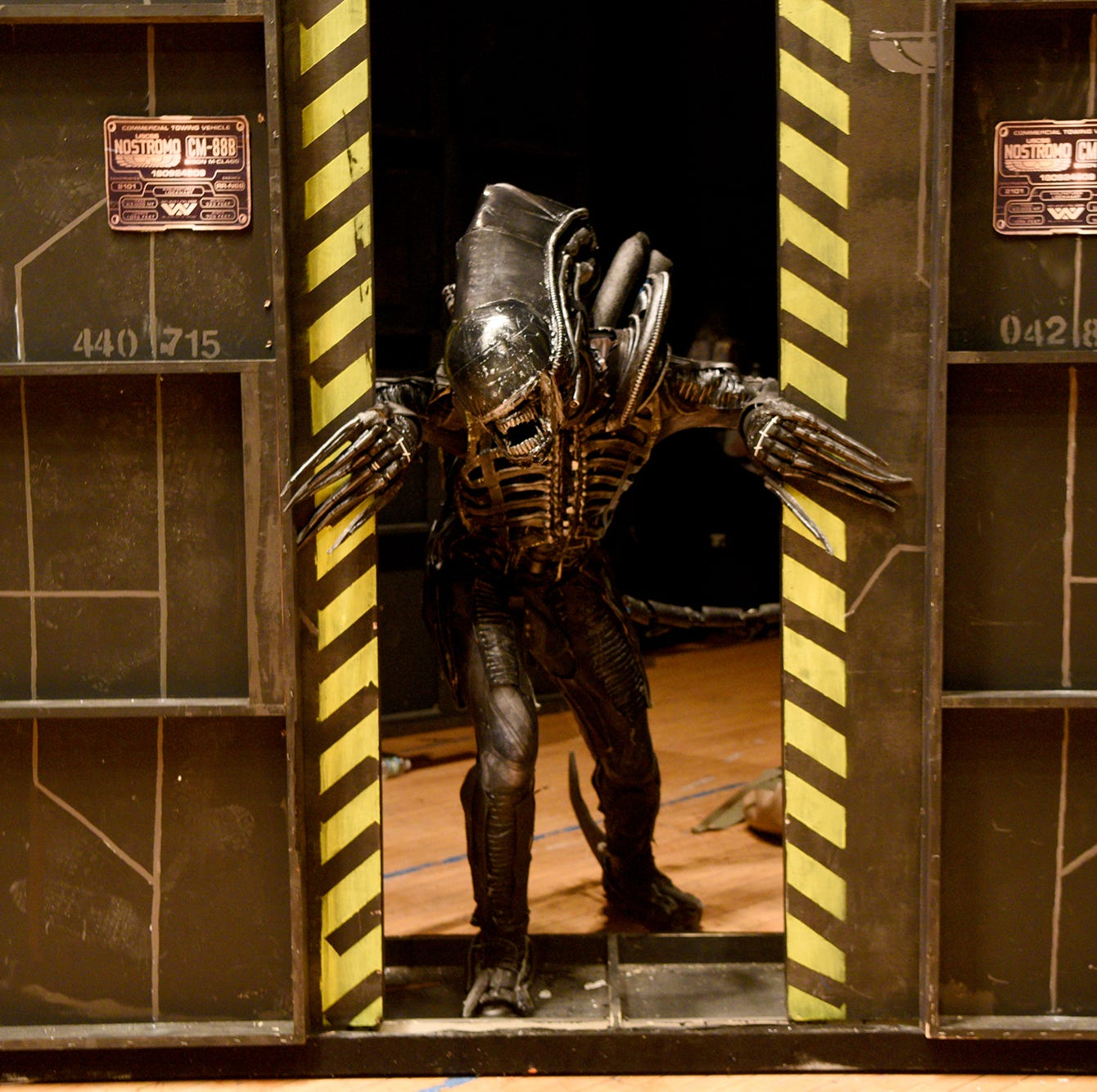 Date announced for North Bergen High School's 'Alien' encore performance