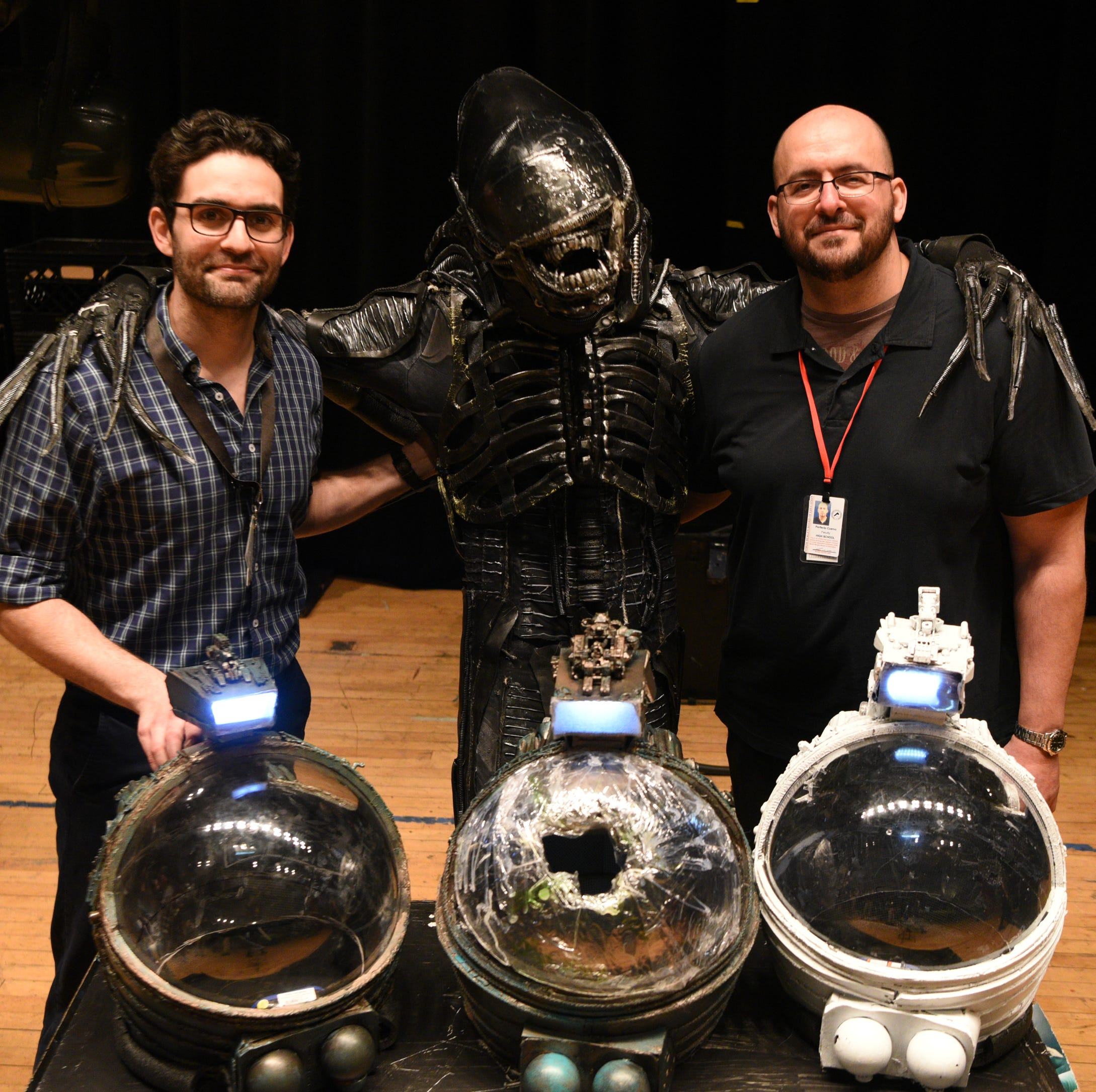 'Alien' at North Bergen gets an extended run after a shoestring produced a viral sensation