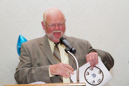 Marty Noble Keynote speaker.