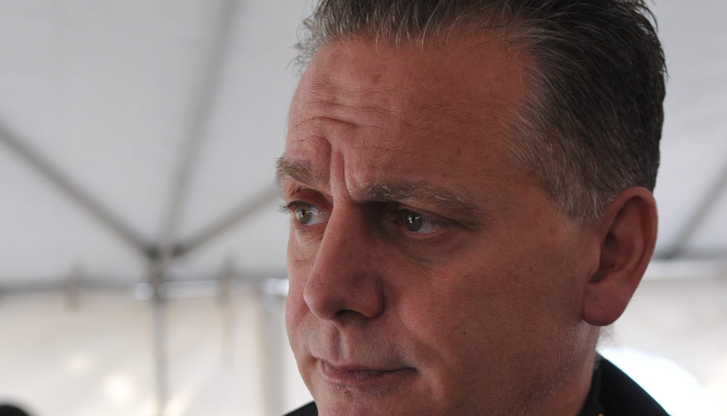 Jerry Speziale ponders a return as Passaic County Sheriff