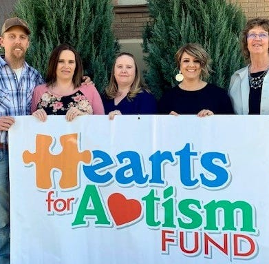 Hearts for Autism planning second annual Autism Awareness Walk slated for April 6, 2019