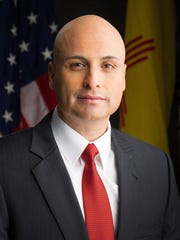 New Mexico Attorney Gen. Hector Balderas fought to keep his case against an opioid distributor in the New Mexico court to be heard by a New Mexico jury.