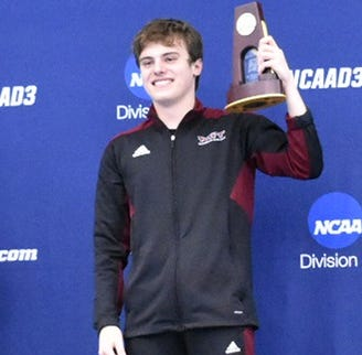 South Lyon diver wins national championship with MIT