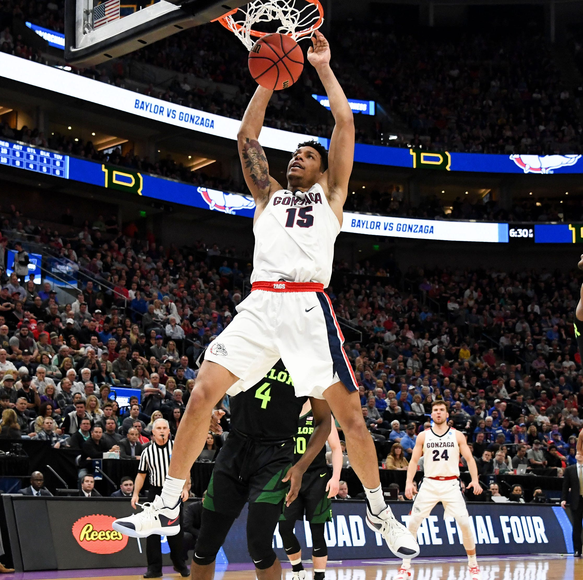 NBA mock draft: Gonzaga's Brandon Clarke surging up 2019 NBA draft boards