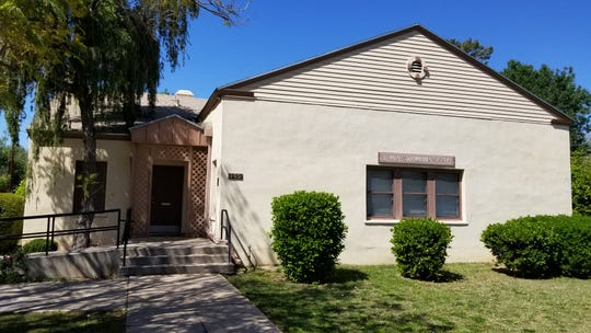 The historic Tempe Woman's Club, on Mill Avenue and 13th Street, has been put on the market.