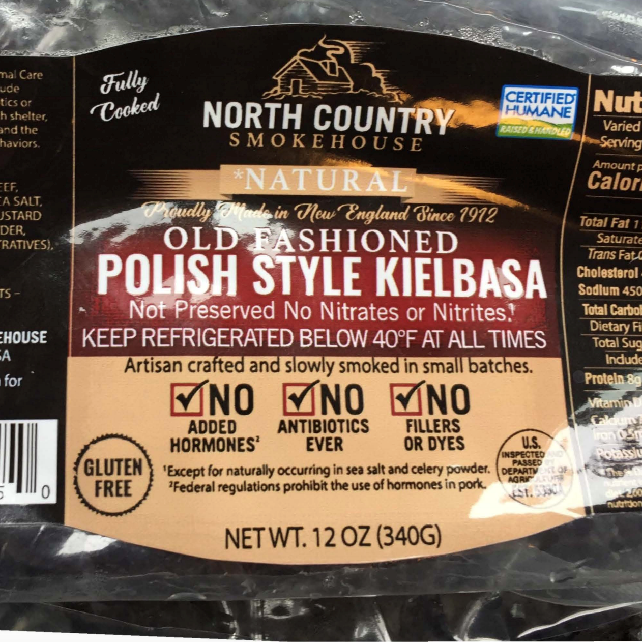 USDA: Sausages recalled due to possible metal contamination