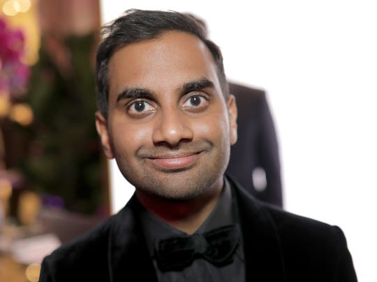 Aziz Ansari will perform at Comerica Theatre in Phoenix on March 26, 2019.