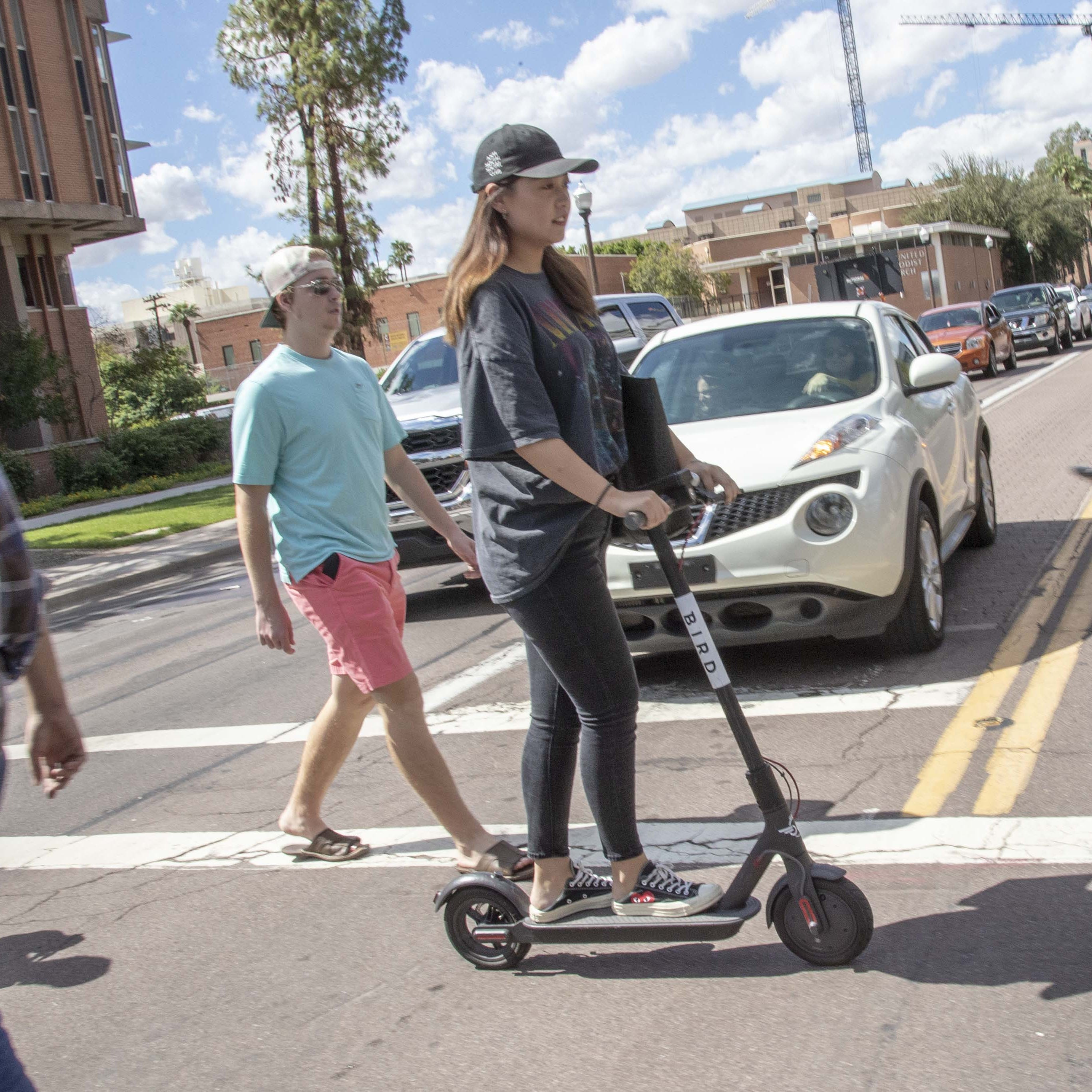 You're about to see a lot more electric scooters in New Jersey, thanks to a new law