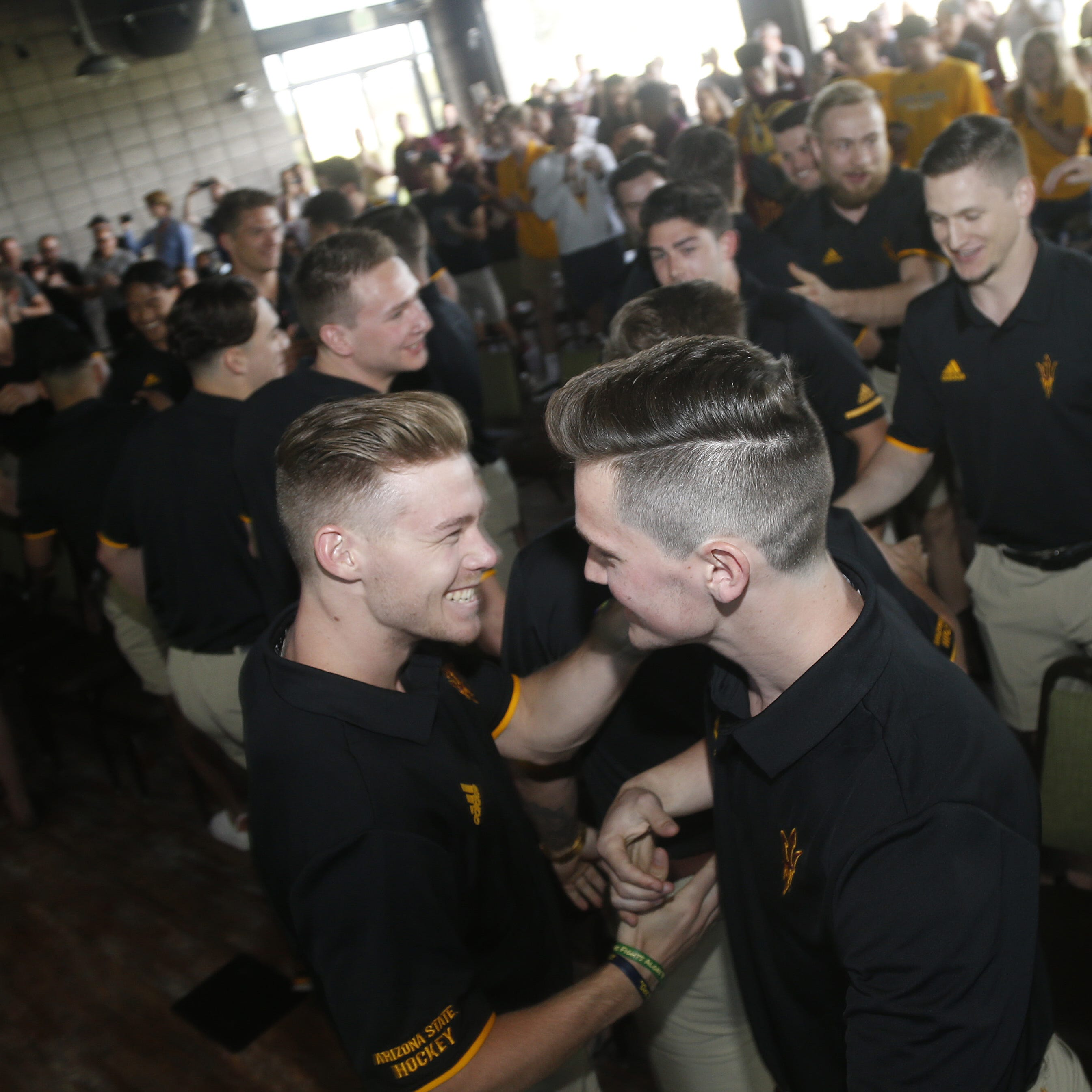 ASU hockey makes first NCAA Tournament, faces Quinnipiac in regional opener