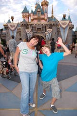 I never enjoyed Disneyland as much as I did once I had a kid of my own.