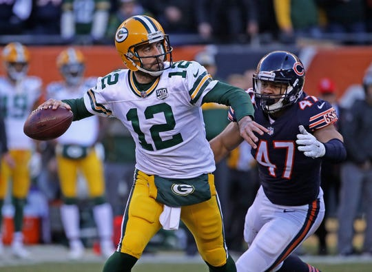 Packers y Bears inaugurarán la temporada 2019.