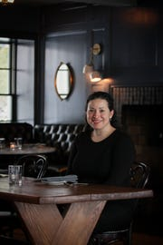 Sasha Miranda is general manager of Butterfield at Hasbrouck House in Stone Ridge.