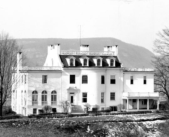 """In 1926, the mansion on the Mansewood estate in Staatsburg housed Dr. Victor Anderson and his family, along with students boarding at what was then known as  Anderson School. Initially established to handle """"troubled youth,"""" the school has evolved into a learning facility exclusively dedicated to students diagnosed with autism and renamed the Anderson Center for Autism."""