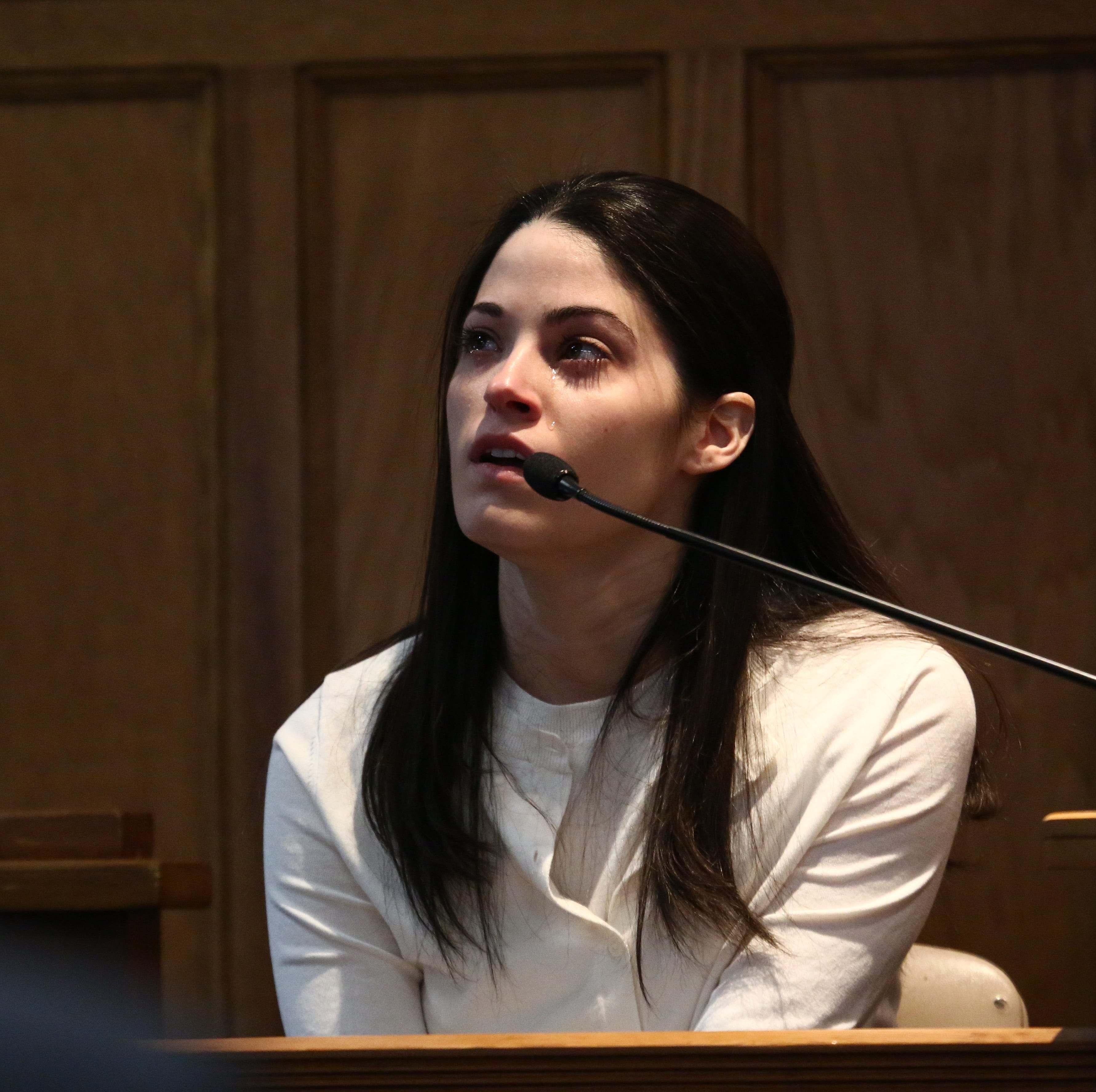 Nicole Addimando testifies Grover sexually abused her