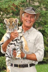Wildlife expert and conservationist Jack Hanna