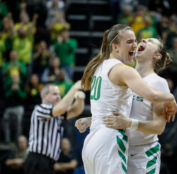 NCAA women: Are Sabrina Ionescu and the Oregon Ducks too explosive to stop?