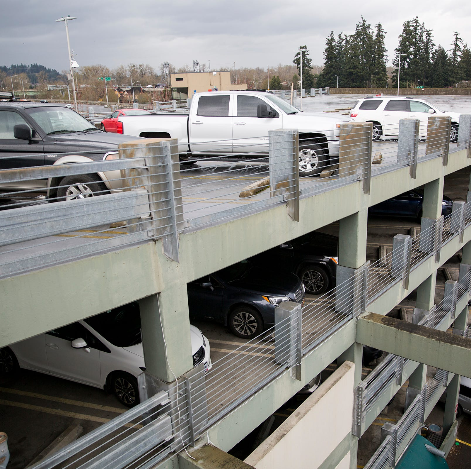 Salem City Council considers charging downtown residents to use parking structures