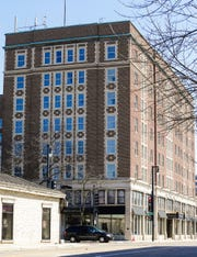 Hotel Retlaw, Saturday, March 23, 2019 in downtown Fond du Lac. Doug Raflik/USA TODAY NETWORK-Wisconsin