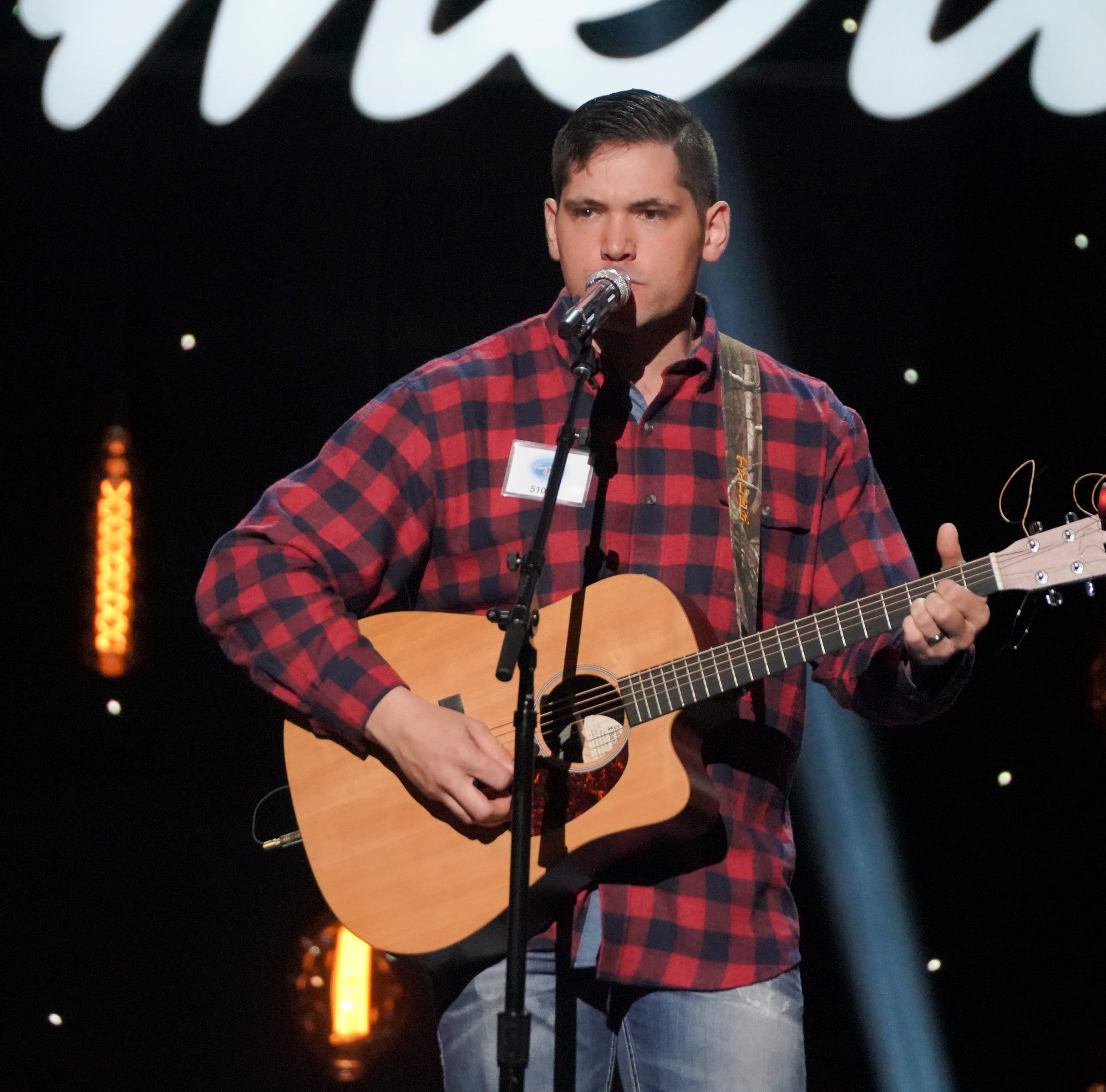 Local singer faces 'American Idol' judges during Hollywood Week
