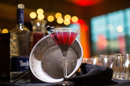 Area mixologists will compete to win over the audience and judges at Artini martini competition, presented by the Bossier Arts Council at 7 p.m. on March 30.