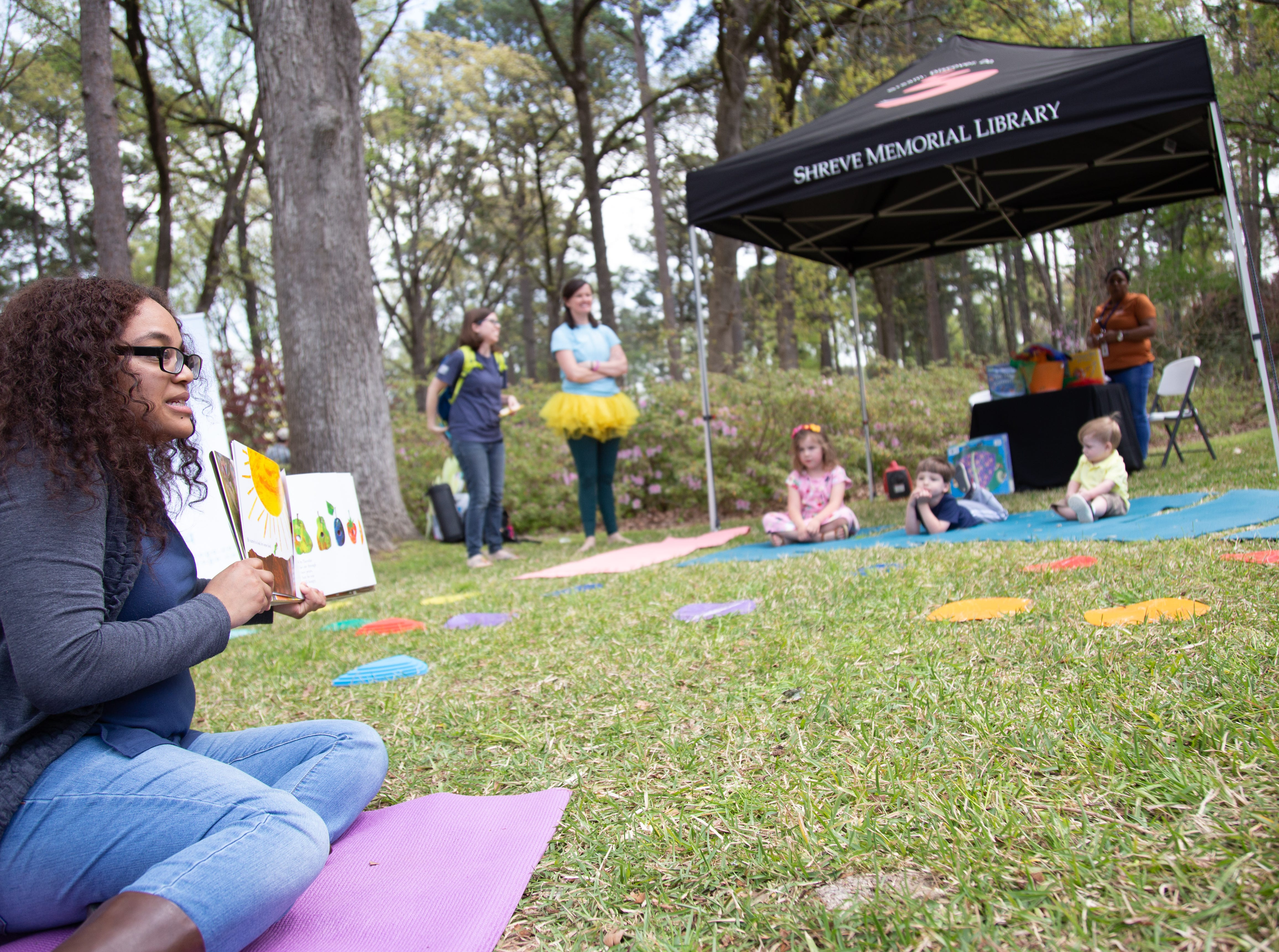 Bloom! festival was held at the Norton Art Gallery gardens March 23, 2019 in Shreveport.