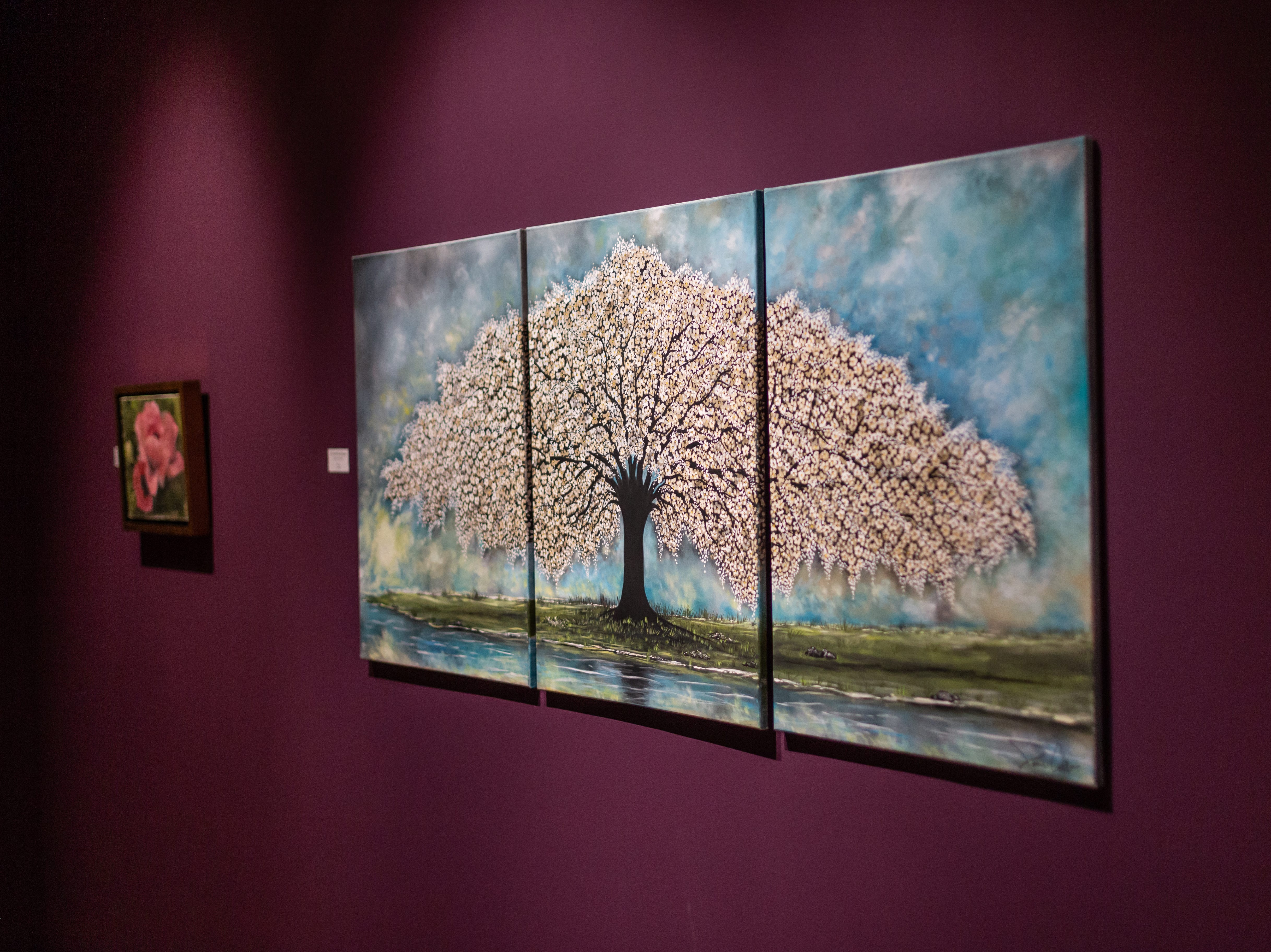 Bloom! festival was held at the Norton Art Gallery March 23, 2019 in Shreveport.