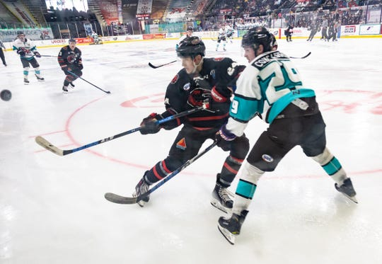 The Shreveport Mudbugs host Odessa on Friday and Saturday night.