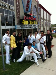 Dick Clark's American Bandstand Theatre is the main venue for the 13th annual Branson Elvis Festival, April 11-14. A highlight is Saturday night's Ultimate Elvis Tribute Artist Contest.