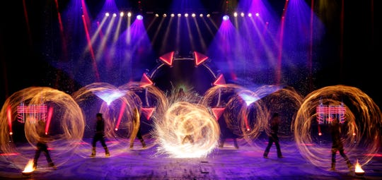 Phoenix Fire, a world leader in pyrotechnic and special effects theatrics, joins Silver Dollar City's Festival of Wonder in 2019. The festival runs Wednesdays-Sundays, April 10-28 (closed Easter).