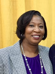 Tonja Fitzgerald, new principal of Riley Elementary School