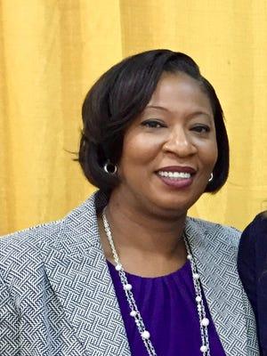 Tonja Fitzgerald, new principal of Riley Elementary School