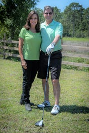 Equine Rescue and Adoption Foundation volunteer Brenda Weissing, left, recently joined the agency's board of directors. Her husband Todd is a financial adviser with Merrill Lynch in Stuart and a sponsor of the Fore the Love of Horses golf tournament.