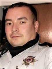 El Paso County sheriff's Deputy Peter Herrera died on March 24, 2019.