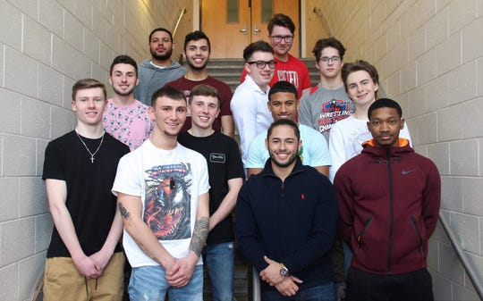 Delsea Regional High School will hold its annual Mr. Delsea competition at 7 p.m. April 4 in the school auditorium at 242 Fries Mill Road in Franklinville.