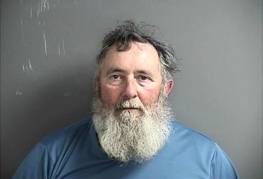 Mug shot of Thomas F. Pierson, charged in Inspira Medical Center Vineland sexuala ssault case.