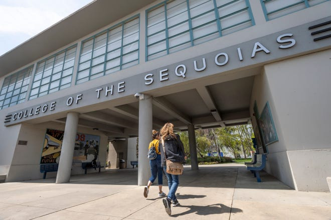 College of the Sequoias suspends face-to-face classes until at least April 13 in response to the novel coronavirus pandemic.