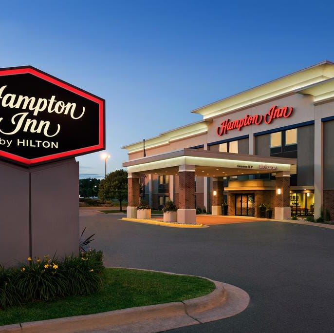 Wausau's Hampton Inn acquired by Chicago-based hotel group