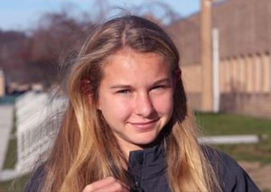 North Rockland's Katelyn Tuohy, who's expected to dominate in multiple events this spring
