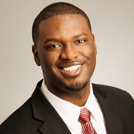 Mondaire Jones, a South Nyack resident, is an East Ramapo graduate, a litigator in the Westchester County Attorney's Office and a board member for the New York Civil Liberties Union.