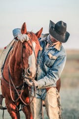 Springfield, Missouri photographer Laine Smith is the featured artist for the 2019 Cowboy True, an annual event that opens at 6:30 p.m. tonight and from 10 a.m. to 5 p.m. Saturday at the Forum. The Saturday night Cowboy Up dinner is sold out.