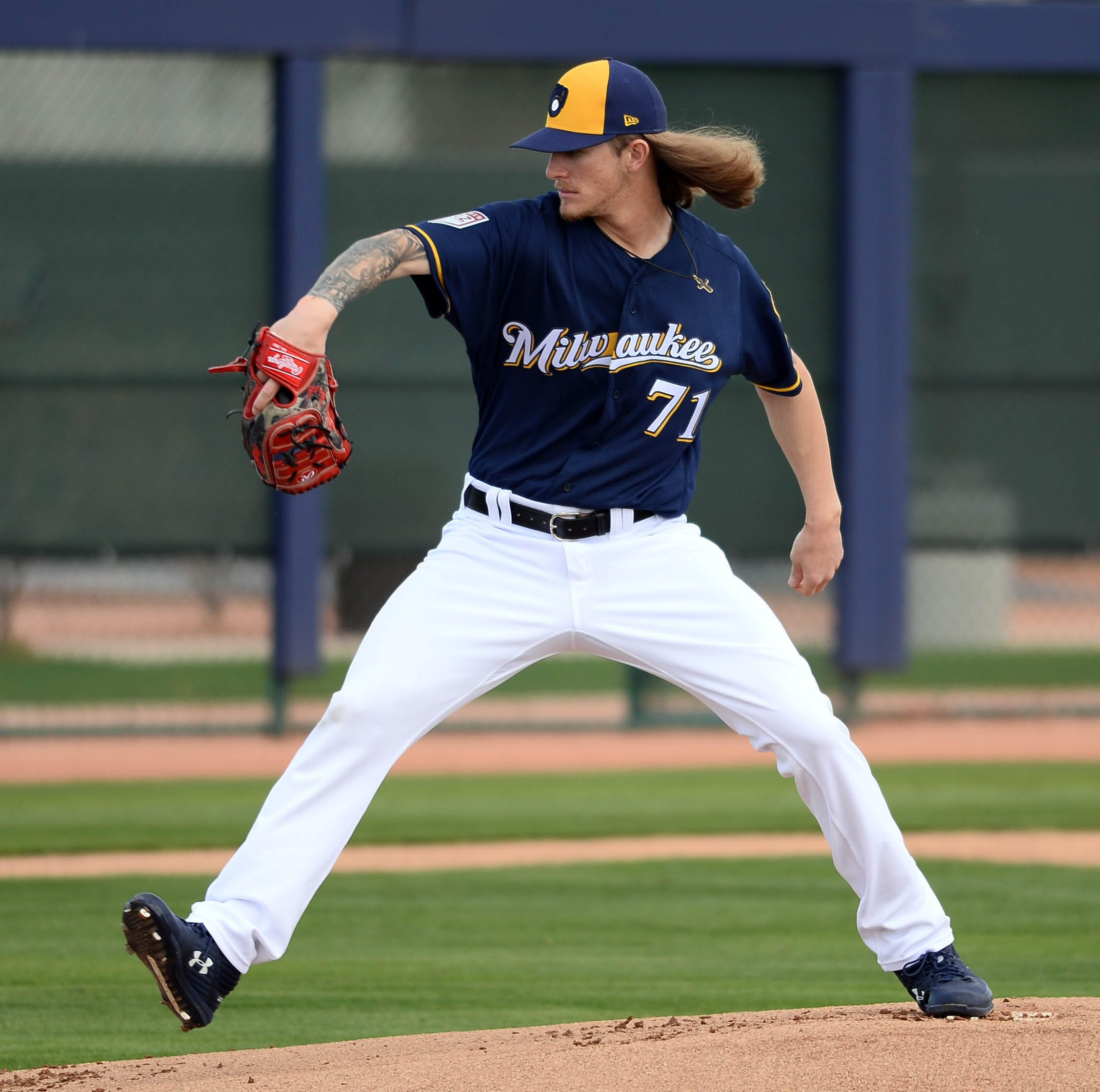 Opinion: Josh Hader is MLB's most valuable pitcher. The Brewers need him to be even better